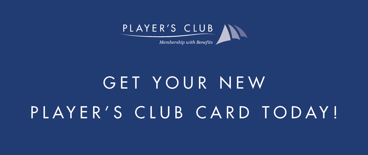 Player's Club Sign Up