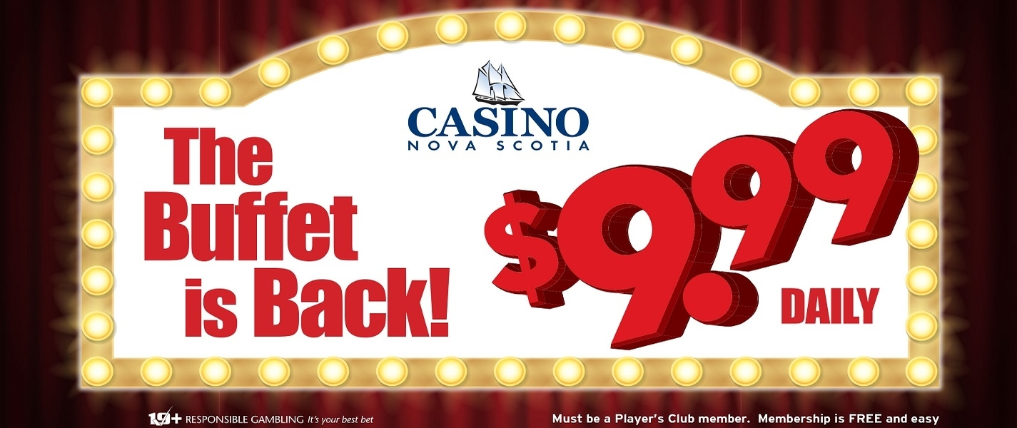 Casino Nova Scotia Upcoming Events